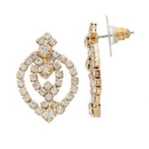 🆕 Simply Vera Vera Wang Chain Earrings